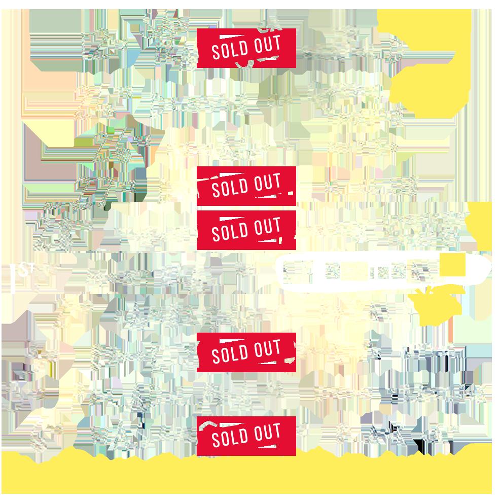 US Tour Dates List